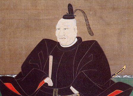 藤堂高虎の肖像画