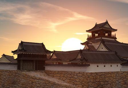 日本の城の中で、現存天守を持つ城はいくつあるでしょう?