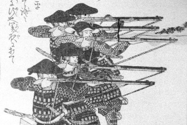 1543年(天文12年)に伝来した火縄銃の別名は?