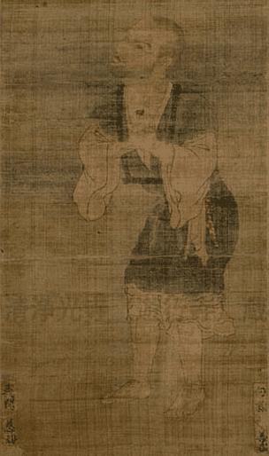 一向俊聖の肖像画