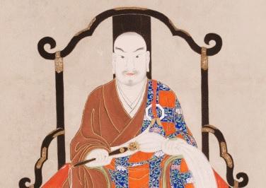 島津貴久の肖像画