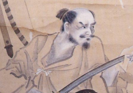 馬場信春の肖像画