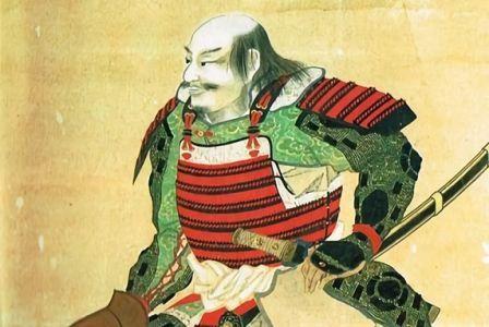 内藤昌秀の肖像画