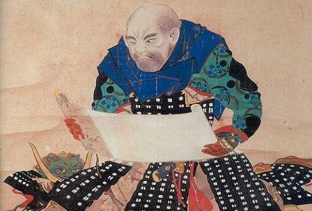 山本勘助の肖像画