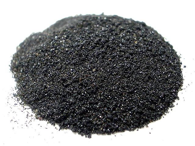 砂鉄の写真