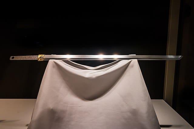 龍剣(東京国立博物館所蔵)