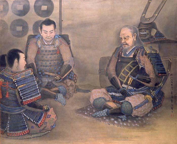 関ケ原の戦いを前に、真田父子3人(昌幸、信幸、幸村)が決別したことは何と呼ばれている?