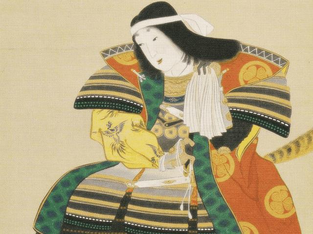 小松姫の肖像画(大英寺蔵)