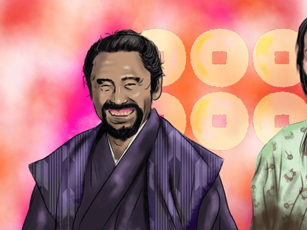 小山田茂誠のイラスト
