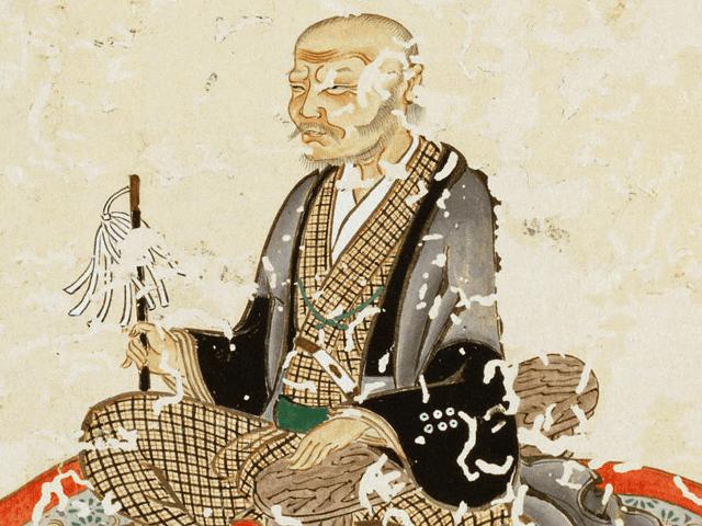 真田昌幸の肖像画(真田幸正氏所蔵)