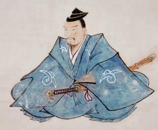 仙台真田家の祖・真田守信の肖像画