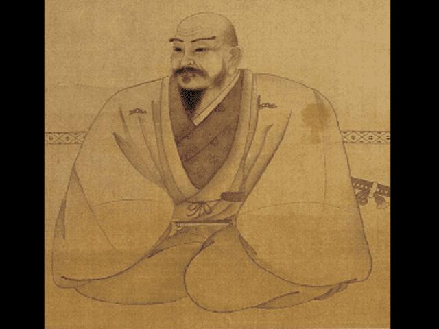 真田幸綱の肖像画(長国寺 所蔵)
